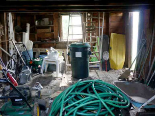 Sheds and Attic Clean Outs
